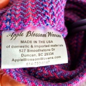 Apple Blossom Weaves Ring Sling